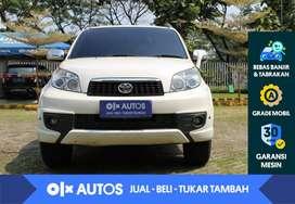 [OLX Autos] Toyota Rush 1.5 S M/T 2013 Putih
