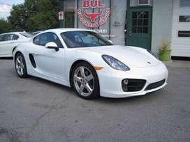 Porsche Cayman S Tiptronic, 2014, Petrol