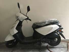 125 cc Scooty for sale