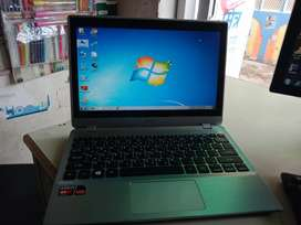 Acer touch laptop new condition hai working hai I sell urgent
