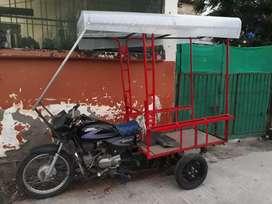 There wheel bike loading ke kaam ke liye