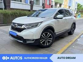 [OLXAutos] Honda CR-V 1.5 Turbo Prestige Bensin A/T 2018 Putih