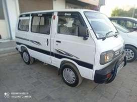 Maruti Suzuki Omni 8 Seater BSIV, 2013, CNG & Hybrids
