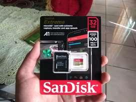 Microsd Sandisk Ekstrem A1 32 GB (Original)