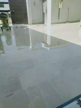 All types of marble polish granite marble tile fixig it