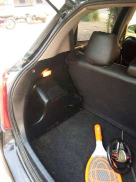 Full auto matick alloy rim  leather seat cover well maintained car