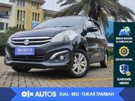 [OLX Autos] Suzuki Ertiga 1.4 GX M/T 2017 Hitam