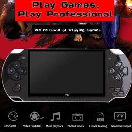 PSP hd multi-function 4.3-inch big screen handheld game console suppor