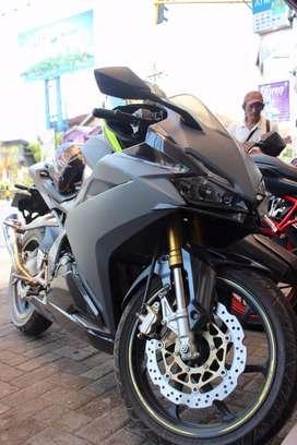 Honda CBR 250rr modif ringan mulus siap gas