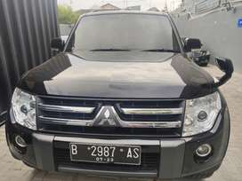 Mitsubishi pajero 4x4 AT 3.0 V6 th 2008 istimewa pajak panjang no PR