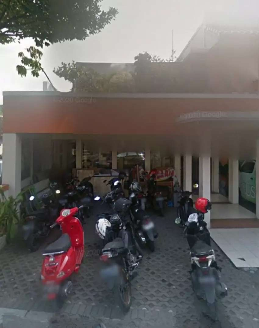 Tanah Dan bangunan strategis di Baciro Yogyakarta