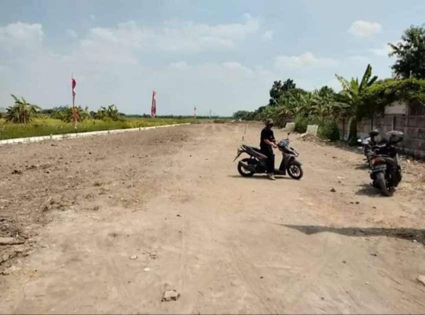 Tanah siap bangun dekat Puspa agro 0