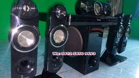 Home theater 5.1 mantap..