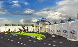 5 Marla Residential Plot File Is Available For Sale Blue world city