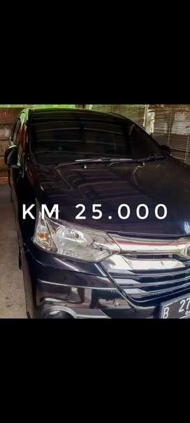 Daihatsu Xenia R Sporty 1.3 2016 Low KM Siap Pakai tag avanza