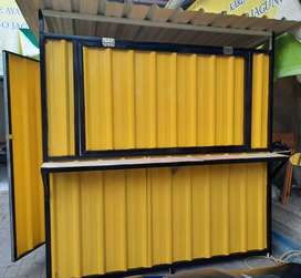Booth Kontainer/Rombong Kontainer