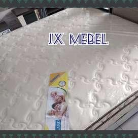 JX MEBEL SpringBed Matras 2Lapis No.1 Pku