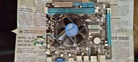 New motherboard H81 MENTE