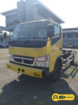 [Truck Baru] MITSUBISHI COLT DIESEL FE 71 LONG 110 PS CHASSIS