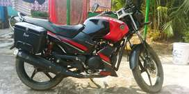 Yamaha Gladiator S S, 5speed, 125 cc