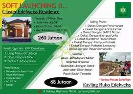 Rumah Syariah Murah Bandar Lampung Pinggir Jalan Raya