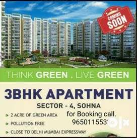 Residential society buy 3 bhk in gurgaon