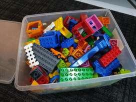 Lego original banyak sekitar 5KG