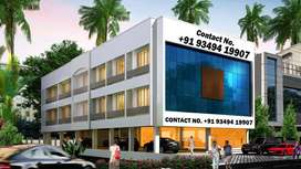 COMMERCIAL BUILDING FOR RENT AT POOCHAMUKKU, CHANGANACHERRY