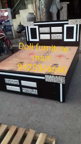 New Brand Double Bed 6×6