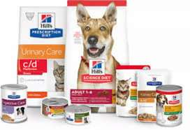 Any type of pet food any type of shampoo for pet avaleble