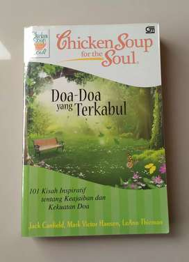 Jual Buku Preloved Chicken Soup : Doa yang Terkabul