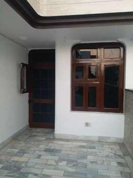 2 room set on ground floor