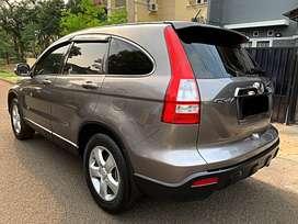 Honda CRV 2008 Tangan Pertama Matic 2.0 Mulus terawat
