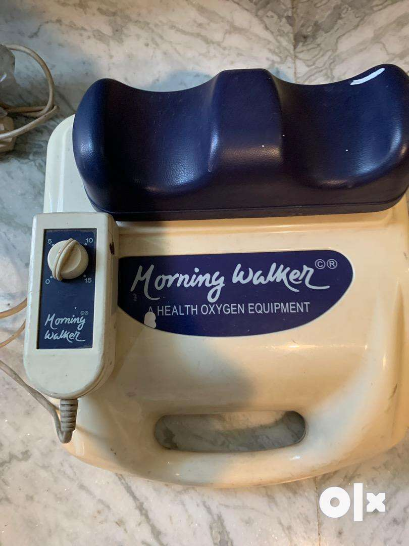 MORNING WALKER HEALTH OXYGEN EQUIPMENT