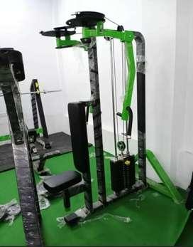 Gym full branded setup for sale ( manufacturer)