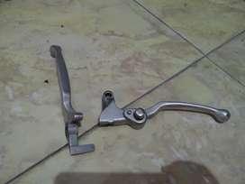 Gagang rem motor aerox original yamaha