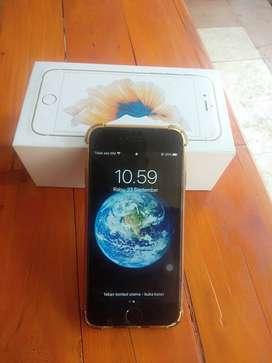 Hp iPhone 6s/64 Kondisi Sehat