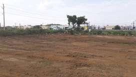 OPEN PLOTS FOR SALE AT RAMESHWARAM BANDA NEAR INDRESHAM