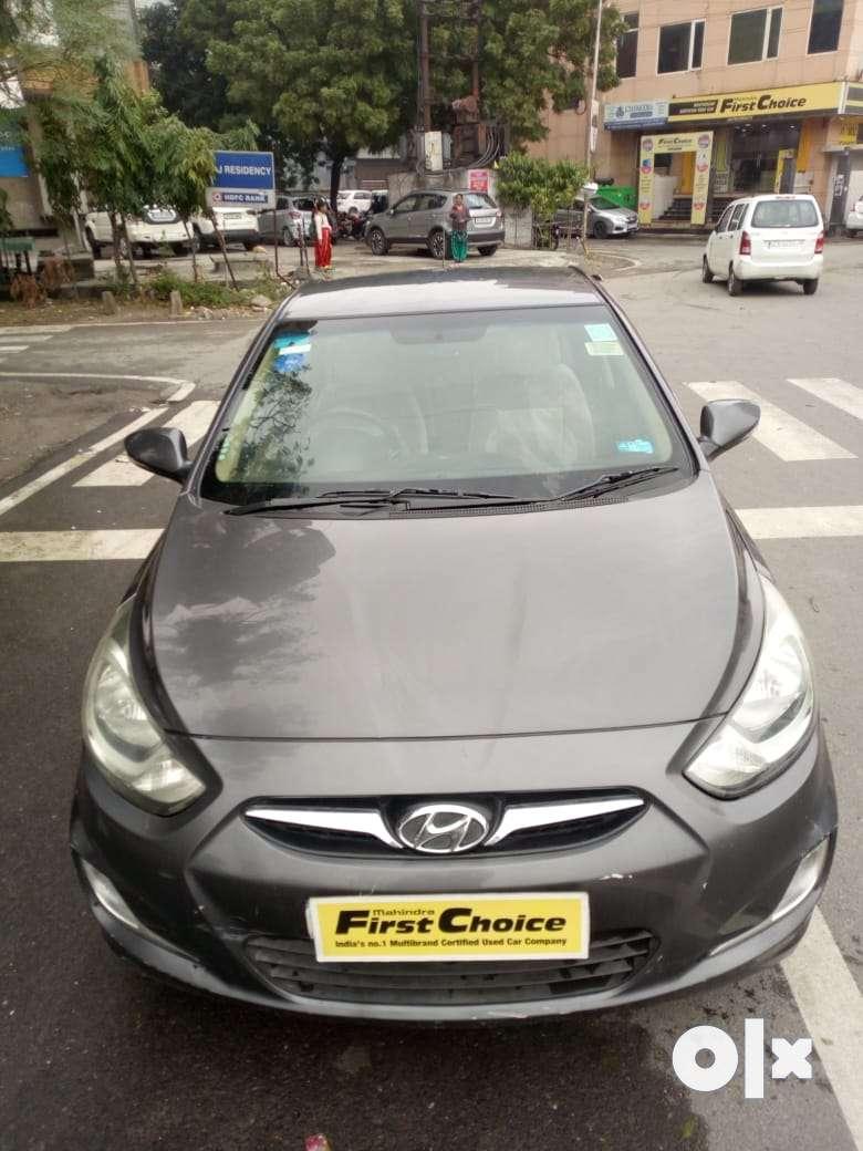Hyundai Verna, 2013, Diesel 0