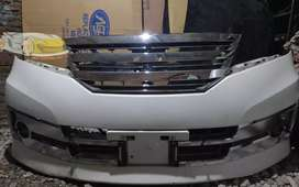 Bumper depan serena 2014 autech original