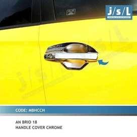 Cover Handle All New Brio 18 || Kikim Variasi VETERAN -1