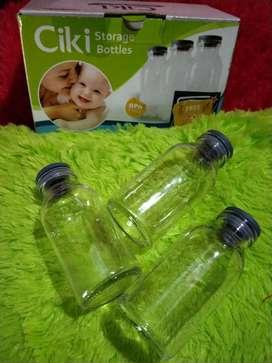 Botol Asi merk Ciki storage Bottles isi 8