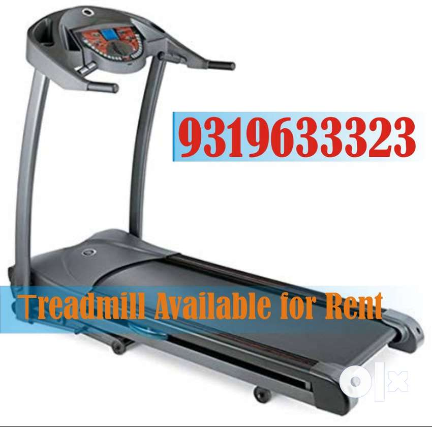 Treadmill on Rent in Gurgaon 0