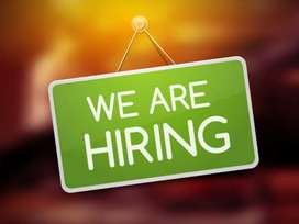 Ladies Staff Required Age between 20-28