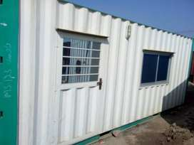 ISO Container site camp caravan  container  in Quetta