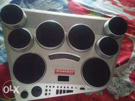 Yamaha dd65 pad