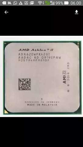 Processor Quad core AMD Athlon II X4 620 socket AM3 dan AM2+
