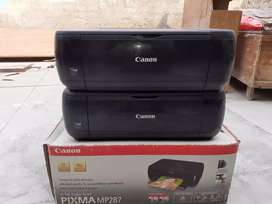 2 CANON PRINTERS New condition excellent  print quality