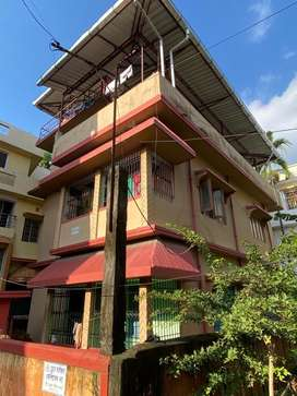 House for sale on two katha land