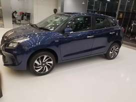 Baleno  car available in all variants  all colours